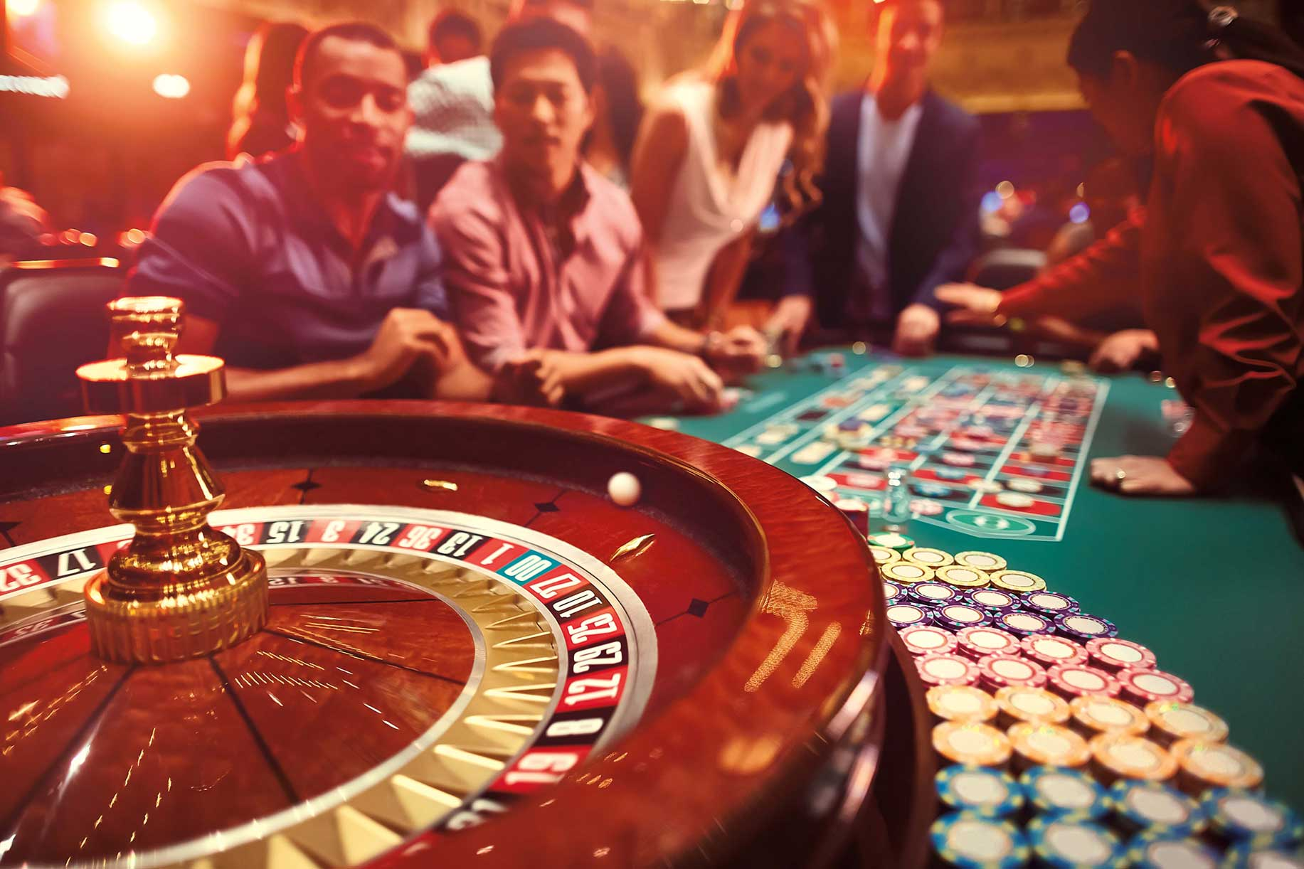 Casino Online Play On The Internet And Gain A Bonus - Gambling