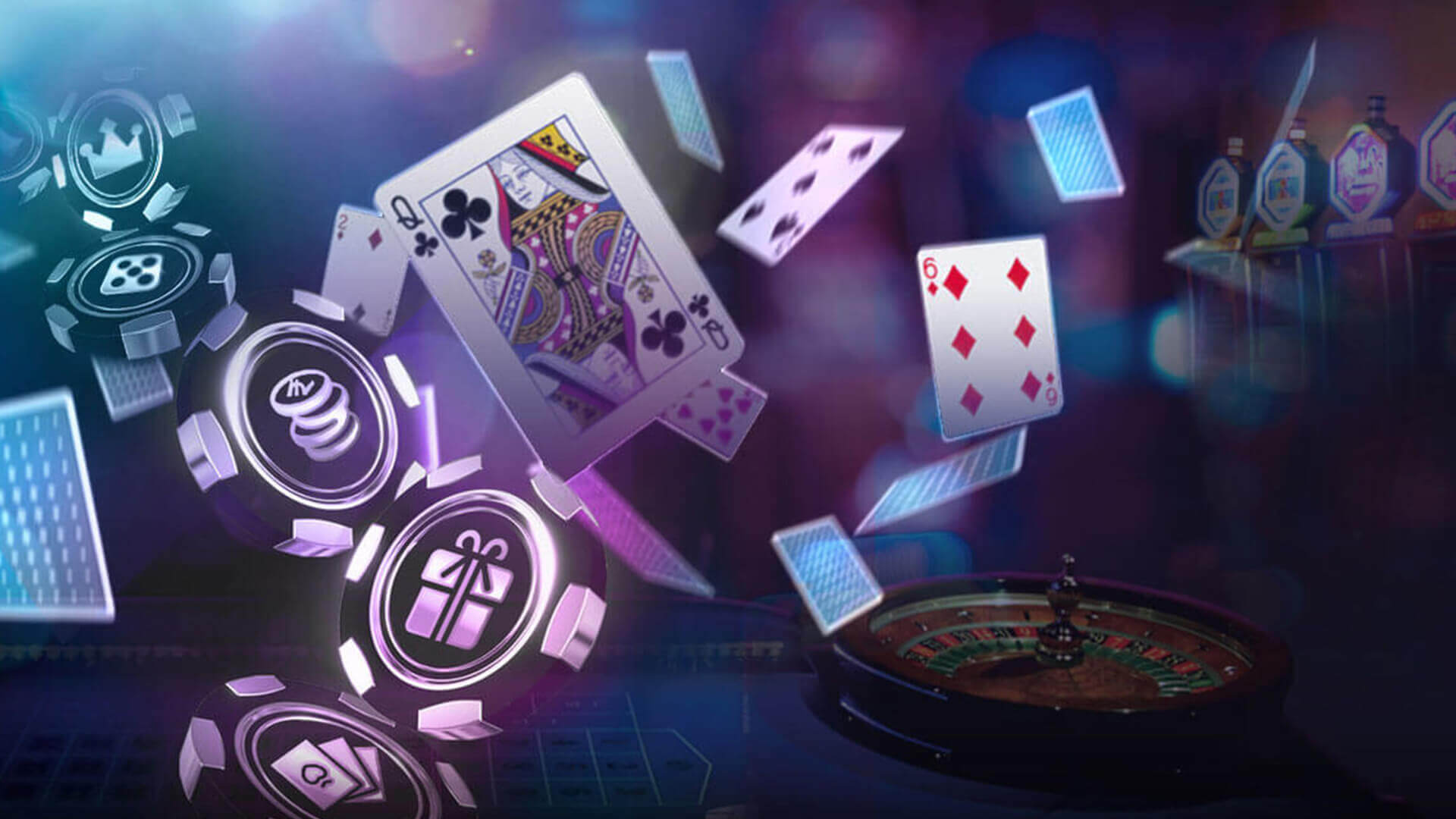 Why The whole lot You Find out about Gambling Is A Lie