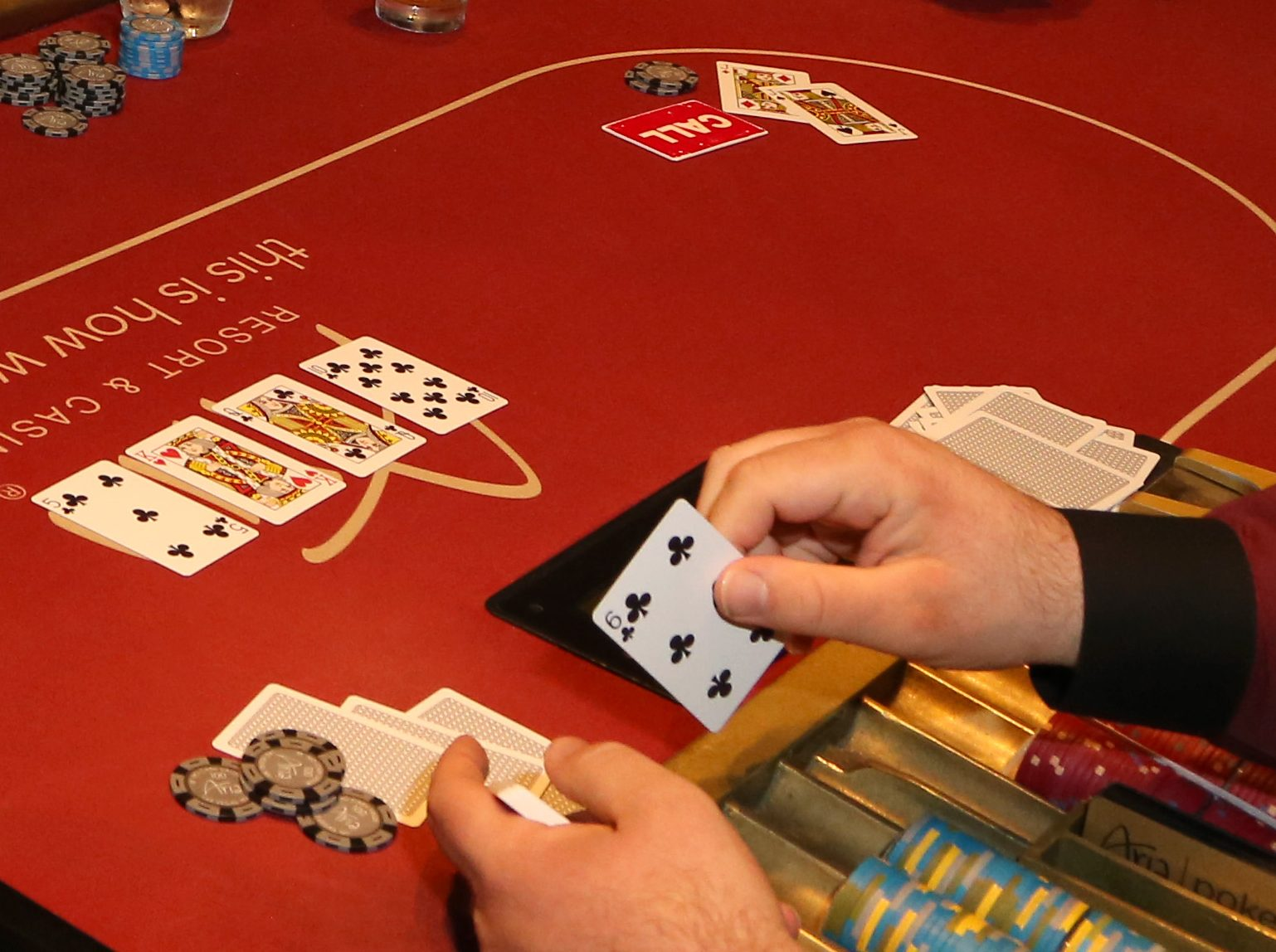 The Trustworthy To Goodness Truth On Gambling