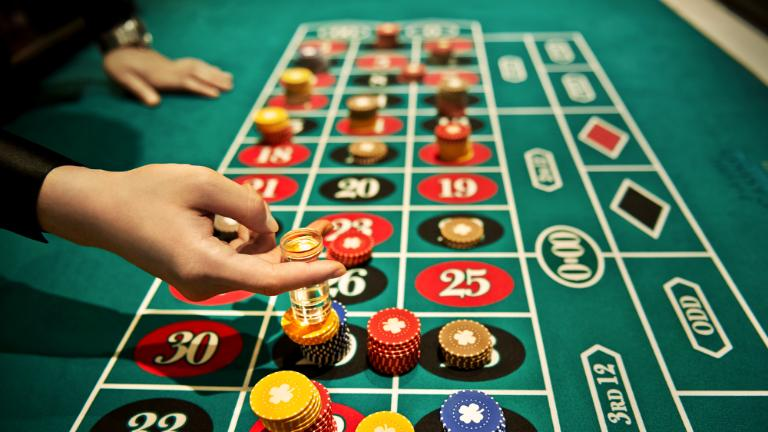 Five Reasons To Love The Brand New Gambling