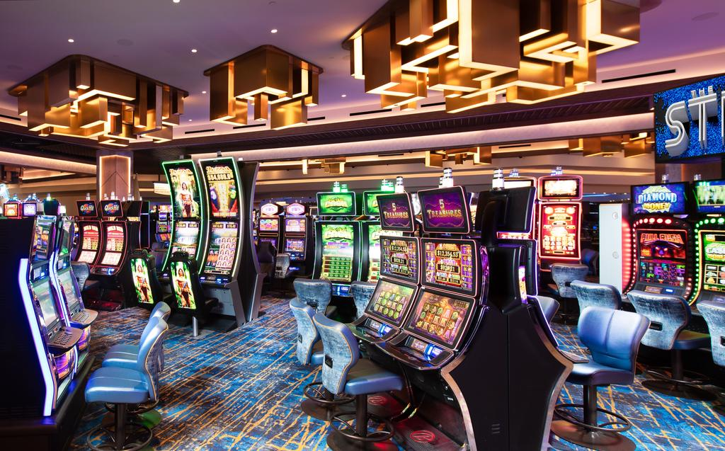 Concerning Casino That The Professionals Do Not Want You
