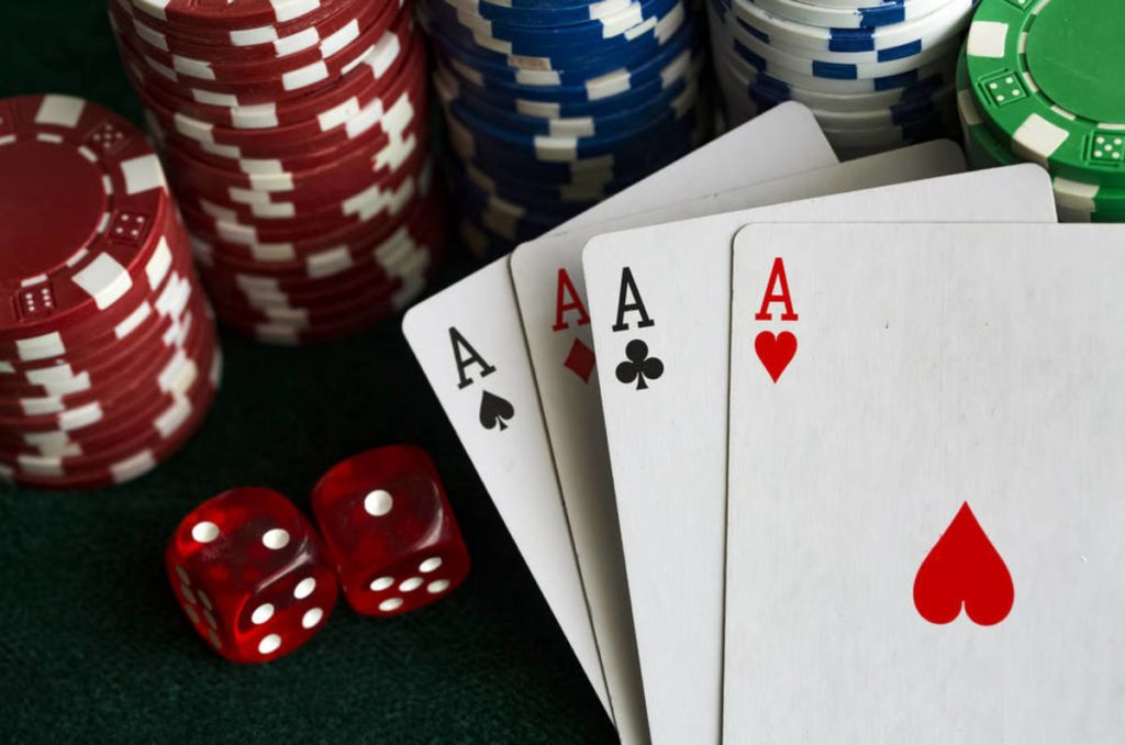 Nine Easy Steps To Extra Gambling Sales
